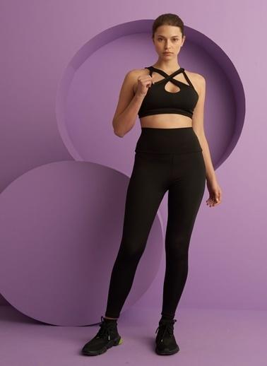 Fashion Tayt 2 li Takım Siyah